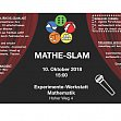 Mathe-Slam 2018